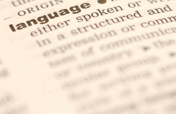 【Connection between language and how we think and behave.】
