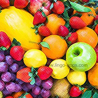 Common Fruit - Translations