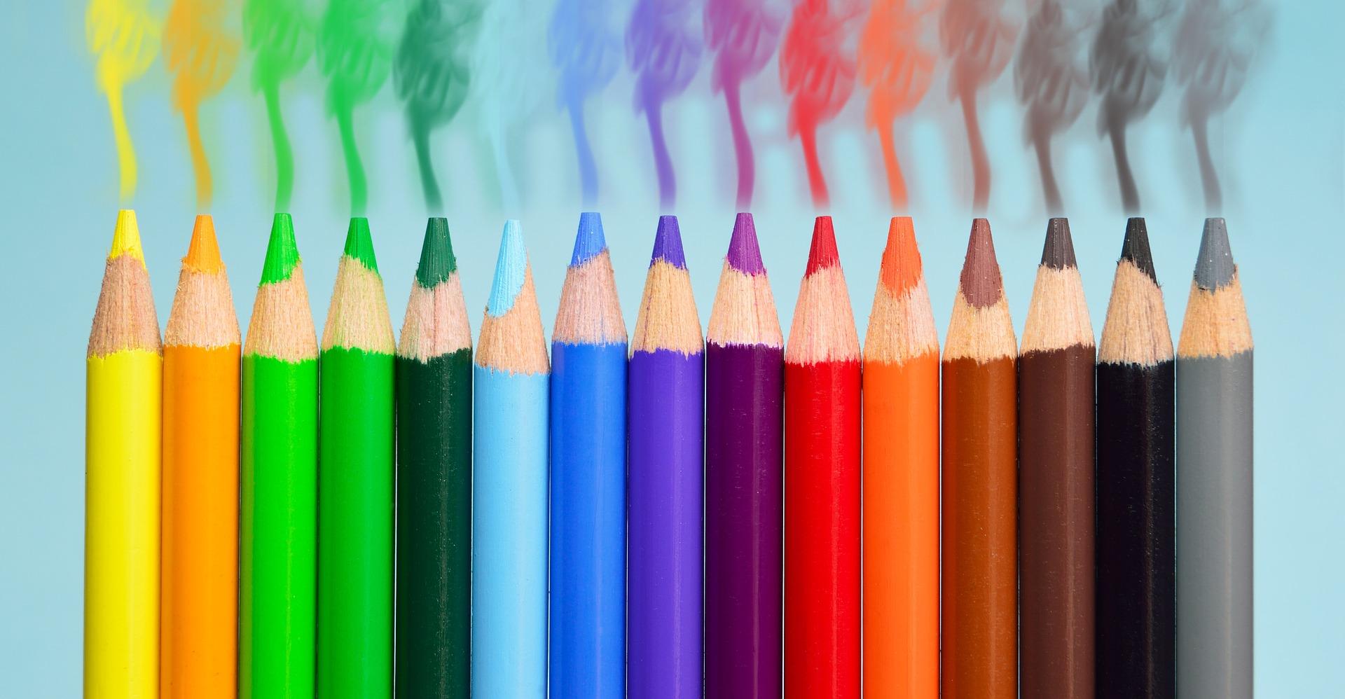 Colour, Warna